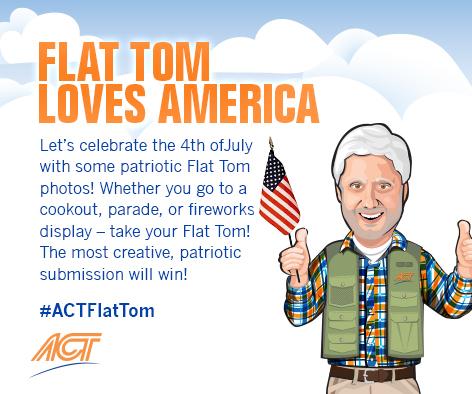 Flat_Tom_Patriotic_Photo