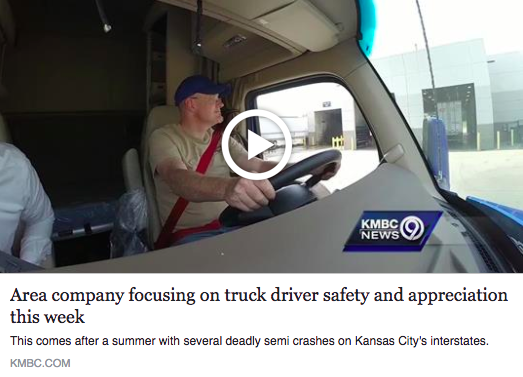 ACT Focuses on Truck Driver Safety